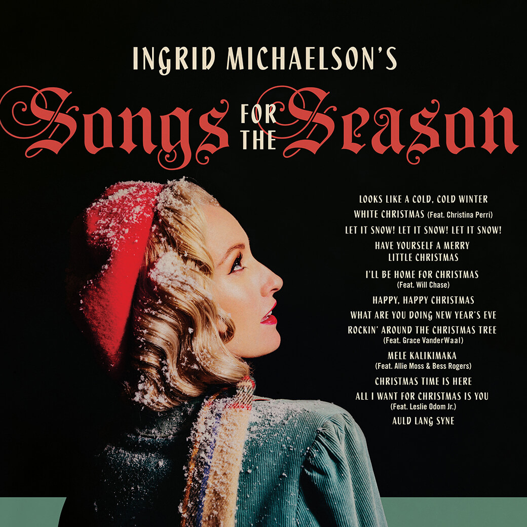 Ingrid Michaelson's Songs for the Seasons