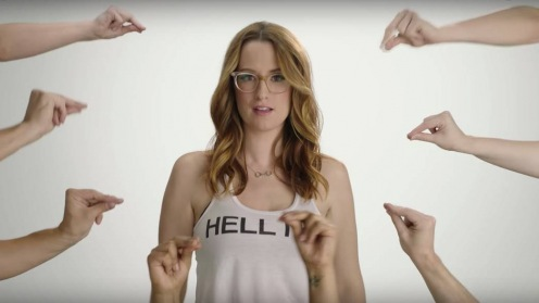 "Ingrid Michaelson & Deaf West Theatre Present ""Hell No"" - The Official ASL Music Video"