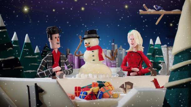 Christmas Valentine Music Video