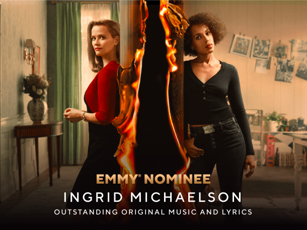 Ingrid Michaelson Emmy Nomination