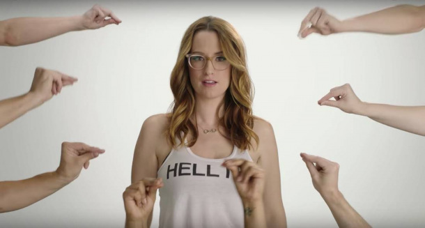 """New """"Hell No"""" Video From Ingrid Michaelson & Deaf West Theatre"""