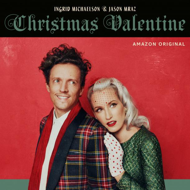 Ingrid Michaelson and Jason Mraz Christmas Valentine Cover