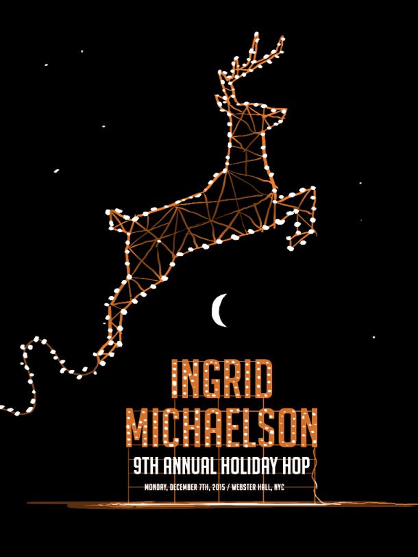 Ingrid Michaelson 9th Annual Holiday Hop