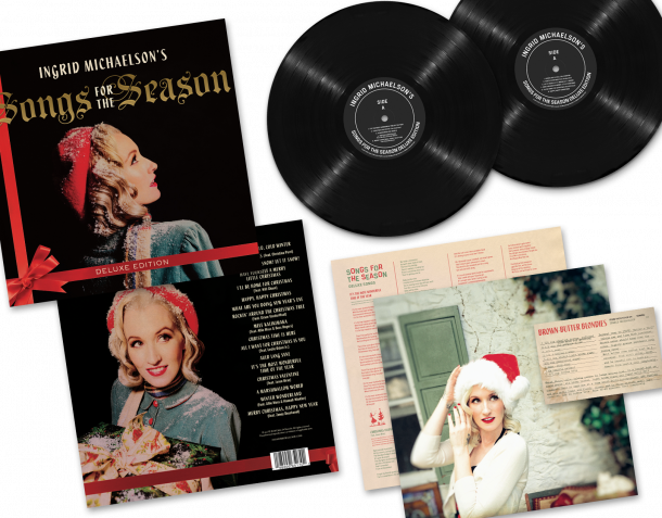 songs for the season deluxe edition vinyl