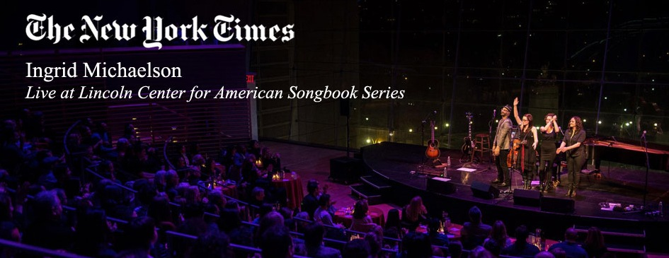 Lincoln Center NY Times Review