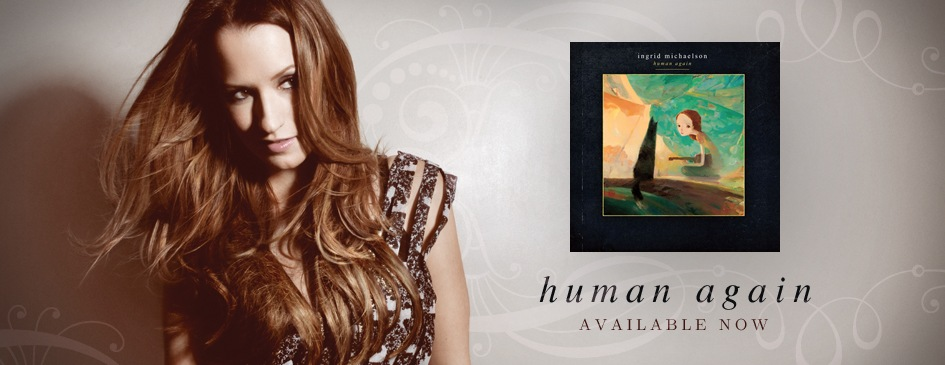 Human Again Available Now